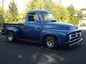1955 Ford F100 For Sale 1955 Ford F100 For Sale Blue
