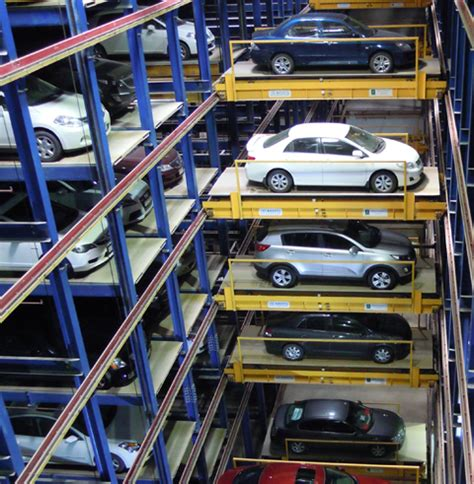 Automated Parking Garage Systems by World S Luxury Guide Robotic Parking In The News