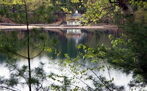 walden pond bookstore grand lake walden pond massachusetts america s best lake vacations