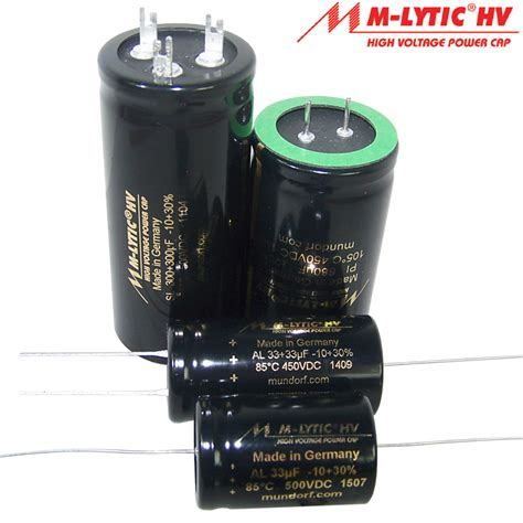 hv capacitor mundorf mlytic hv electrolytic capacitors hifi collective