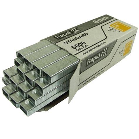 Kangaro Isi Staples No 10 Silver supplier isi stapler