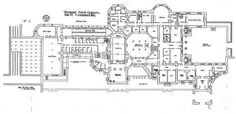 floor plans basements: floors plans biltmore house biltmore mansions floor plans basements