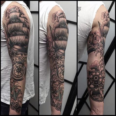 sick arm tattoos 80 sick tattoos for masculine ink design ideas