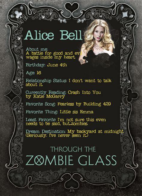 libro alice chronicles of alice anteprima zombie allo specchio di gena showalter insaziabili letture