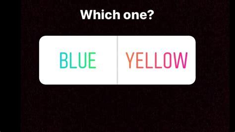 No Poll Sticker On Instagram