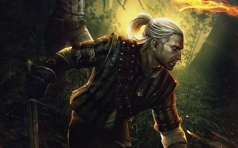 witcher 2 hairstyle changer the witcher 2 assassins of kings full hd wallpaper and