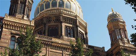 synagogue berlin centrum judaicum foundation