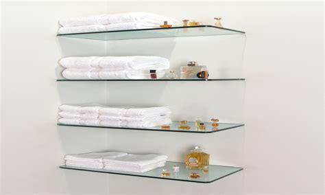 floating glass shelves for bathroom floating glass shelves for bathroom 28 images