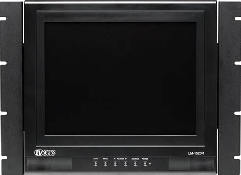 Rackmount Lcd Monitor discontinued rack mount 15 quot lcd monitor tvone