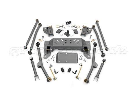 Jeep Zj Lift Kit Jeep Grand Zj 4 Quot Arm Upgrade Lift Kit