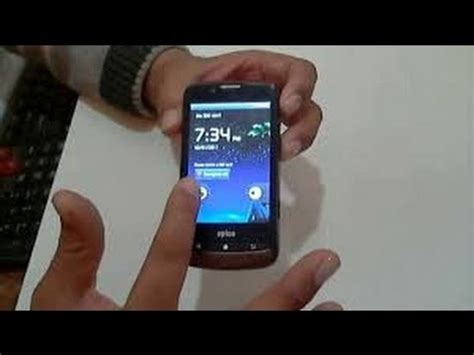 Spice Mobile Pattern Unlock Software | spice mi 402 pattern lock solution and hard reset solution