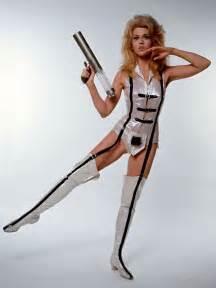 Blind Funny Movie Lovers Reviews Barbarella 1968 A Ripe Jane Fonda