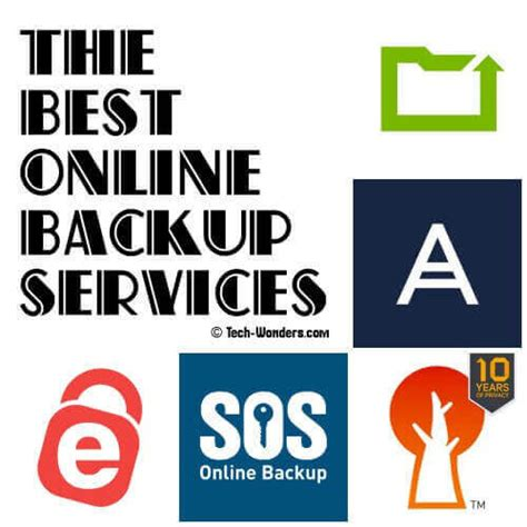 best backup services how to find the best backup services
