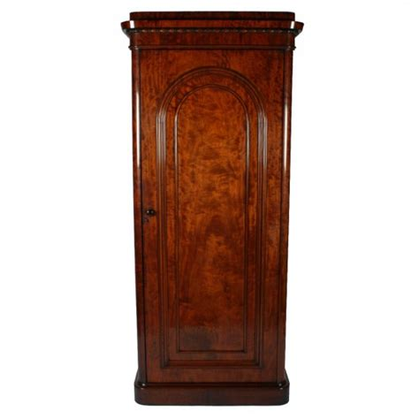One Door Wardrobe by Antique Mahogany Wardrobe One Door Wardrobe