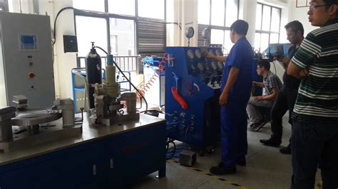 relief valve test bench tpu3100 dl safety relief valve test bench youtube