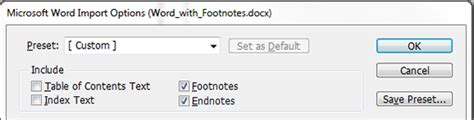 format footnote indesign all about footnotes and endnotes in adobe indesign