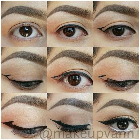 Eyeshadow Hooded the winged liner for hooded makeup hooded winged