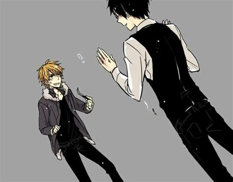 how to cut your hair like izaya orihara 53 best images about durarara on pinterest post office