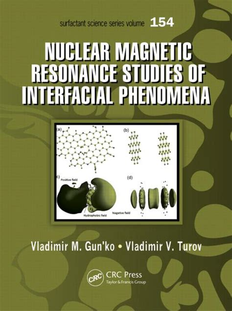nuclear magnetic resonance studies of interfacial phenomena nuclear magnetic resonance studies of interfacial