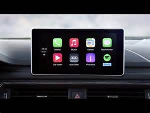 das audi smartphone interface im audi a4