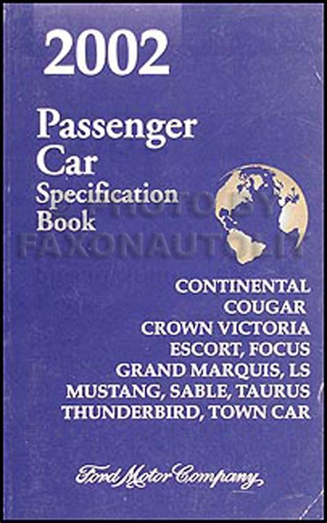 free car manuals to download 2002 mercury grand marquis seat position control 2002 ford crown victoria and mercury grand marquis repair