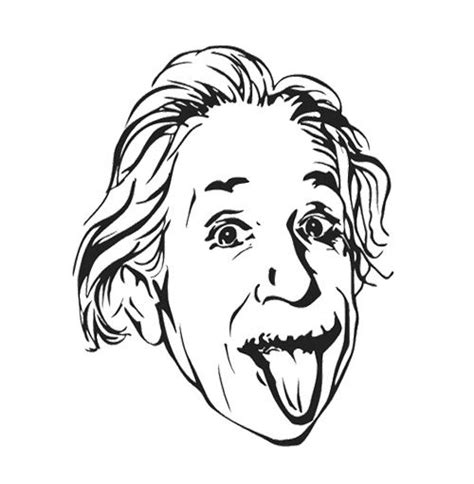 albert einstein coloring pages for preschoolers coloring pages