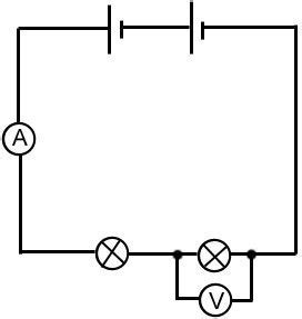 series circuits diagrams science aid circuits series and parallel voltage equation