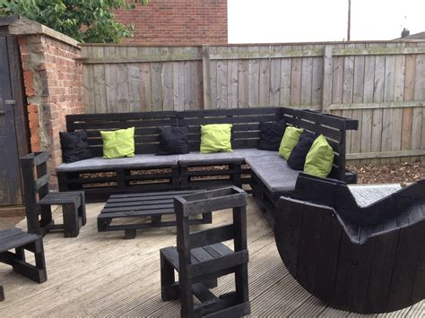 patio furniture made of pallets garden furniture made from pallets pallet idea