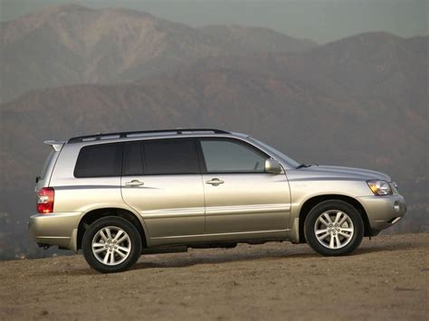 2007 Toyota Highlander Reviews 2007 Toyota Highlander Hybrid Review Top Speed