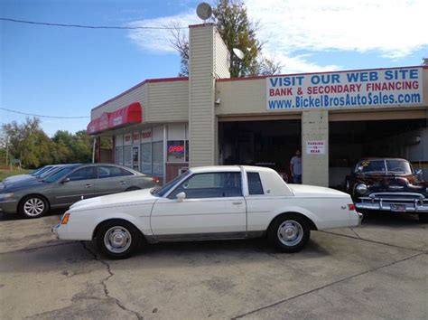 1981 buick regal limited 1981 buick regal for sale carsforsale