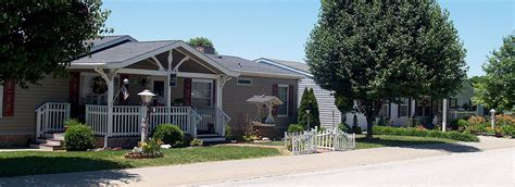 mobile home park springfield area manufactured home park