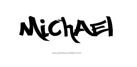 tattoo ideas for the name michael michael name tattoo designs