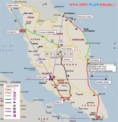 Shoo Dove Di Malaysia viaggio in malesia fai da te turistinonpercaso
