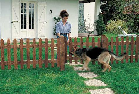 staccionata in legno per giardino staccionata fai da te in legno tutti i passaggi illustrati