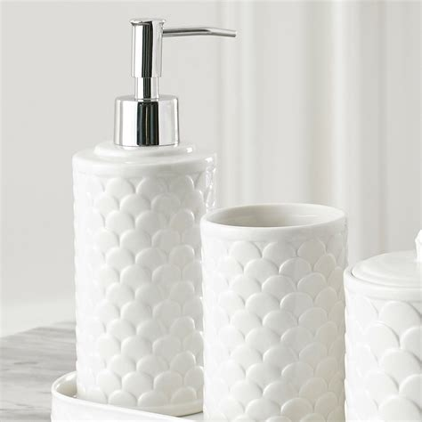 Ivory Bathroom Accessories scala ivory porcelain bath accessories