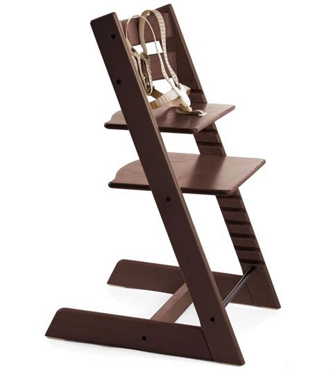 Tripp Trapp High Chair by Stokke Tripp Trapp High Chair In Walnut