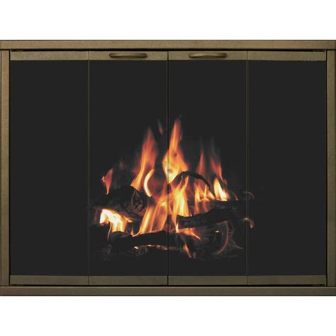 Martin Fireplace Doors by The Merino For Martin Fireplaces