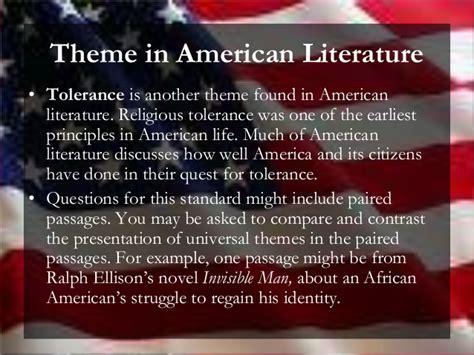 American Literatur american literature eoct prep