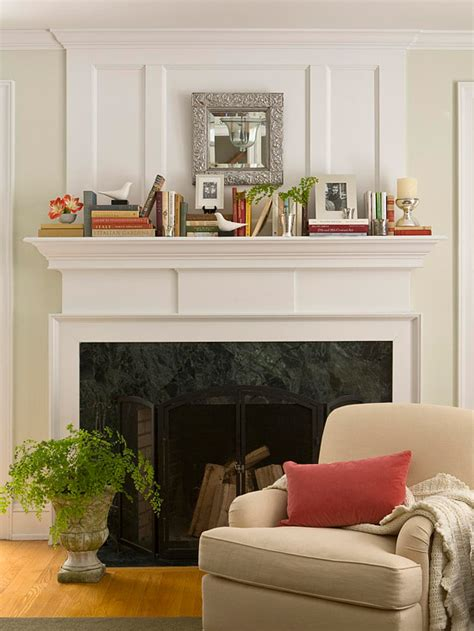 Fireplace Decorating Ideas by 30 Fireplace Mantel Decoration Ideas
