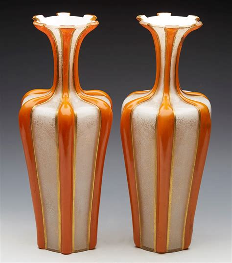 Bohemian Vases Prices by Bohemian Vases C 1855 Gl1408061 Second