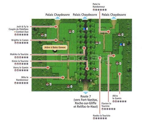 Pokemon Y Route 6 | pok 233 mon x et y gt guide complet de kalos pok 233 bip