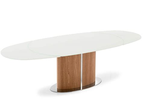 odyssey dining table calligaris odyssey table midfurn furniture superstore