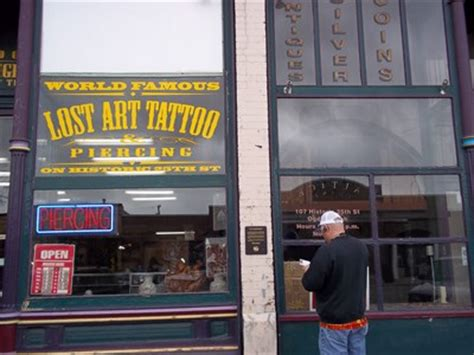 tattoo shops ogden utah lost ogden utah shops parlors on