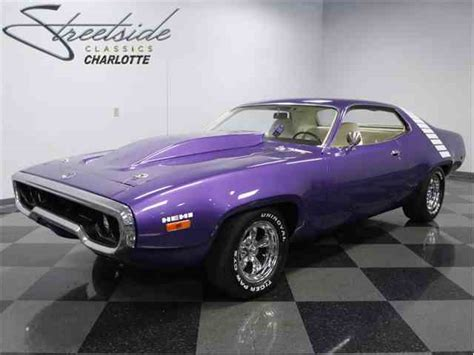 1972 plymouth roadrunner gtx for sale 1972 plymouth road runner for sale on classiccars 3