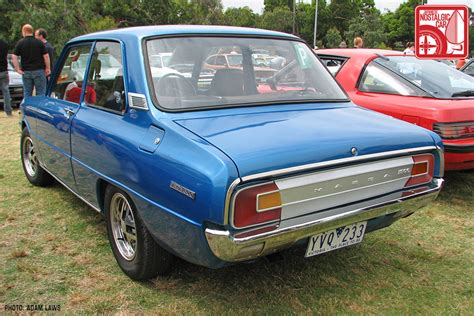mazda car old mazda familia 1300 coupe australian version metal