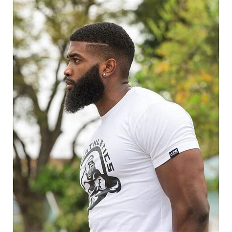 fades for fat heads beardgang how to make your beard look neat attractive