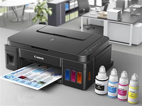 Printer G 3000 inkjet canon pixma g2000 ics computer