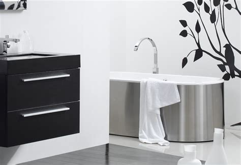 baignoire metal baignoire 238 lot steel thalassor baignoires ilot design