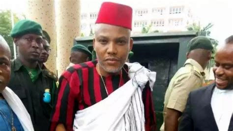 biography of nnamdi kanu no election in southeast nigeria without biafra referendum