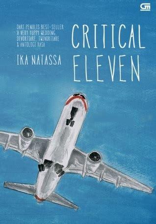 Critical Eleven Ika Natassa S critical eleven ika natassa crashinto s journal